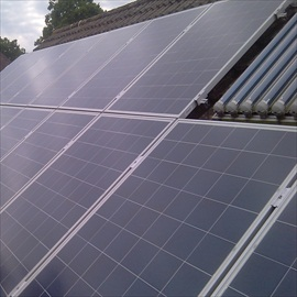 Domestic PV Installation