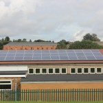 solar PV village hall