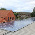 West Kirby School renewable energy