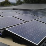 solar pv panels leisure centre