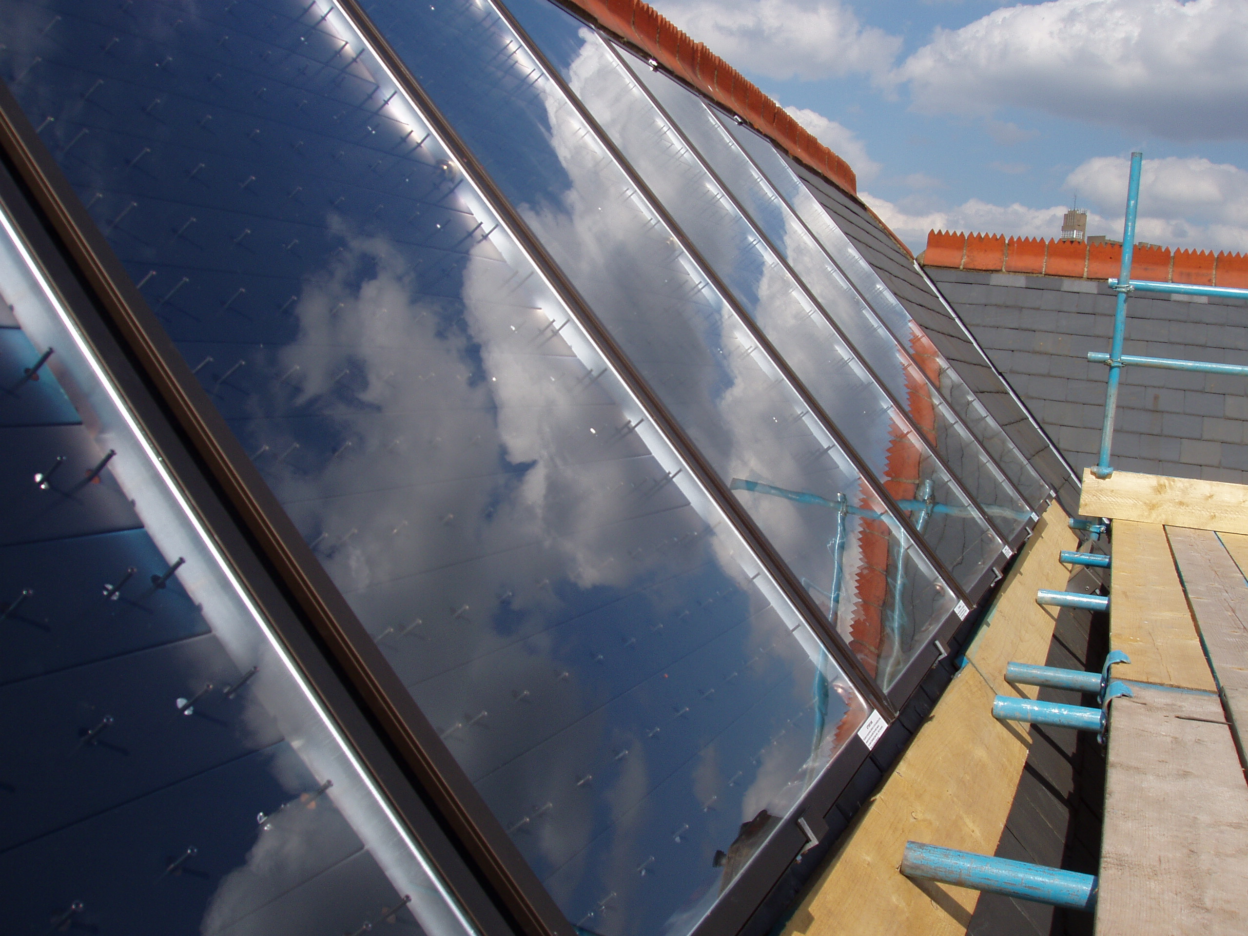 Solar Thermal Collector Types Williams Renewables