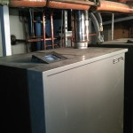 Two ETA PC32 Pellet boilers