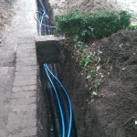 Underground Pipe Work